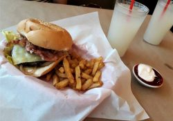 Fat Joe's Burger - Molina Grill SM Naga