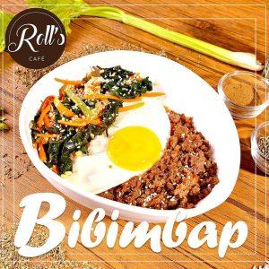 Bibimbap - ROLL's Café