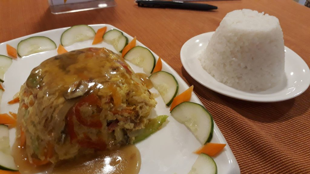 crabmeat foo yung