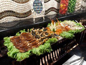 villa caceres hotel rjs buffet cold cuts