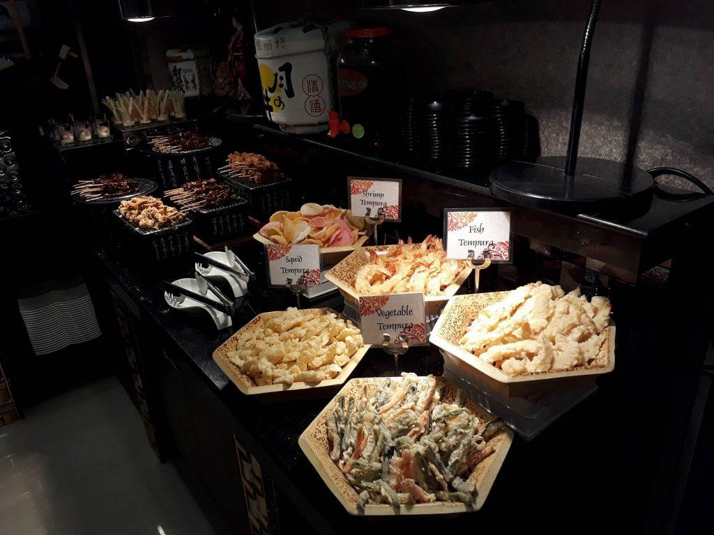 villa caceres hotel rjs buffet japanese food