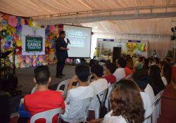 Online Marketing Speaker at Gainza Trade Fair