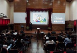 Blogging Seminar at Ateneo de Naga University