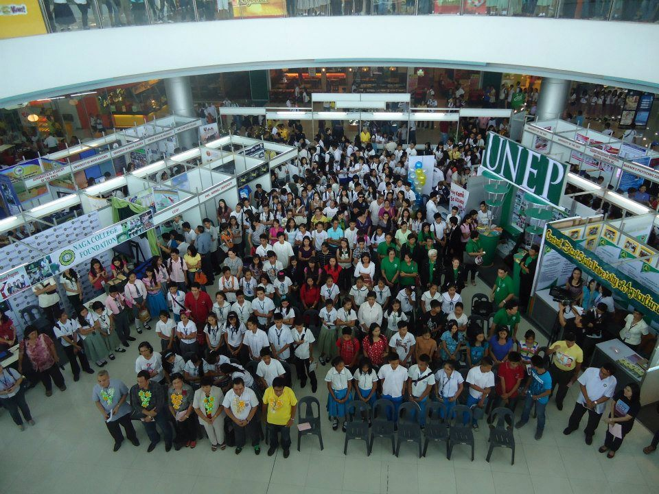 The 1st Bicol Career and Education Expo