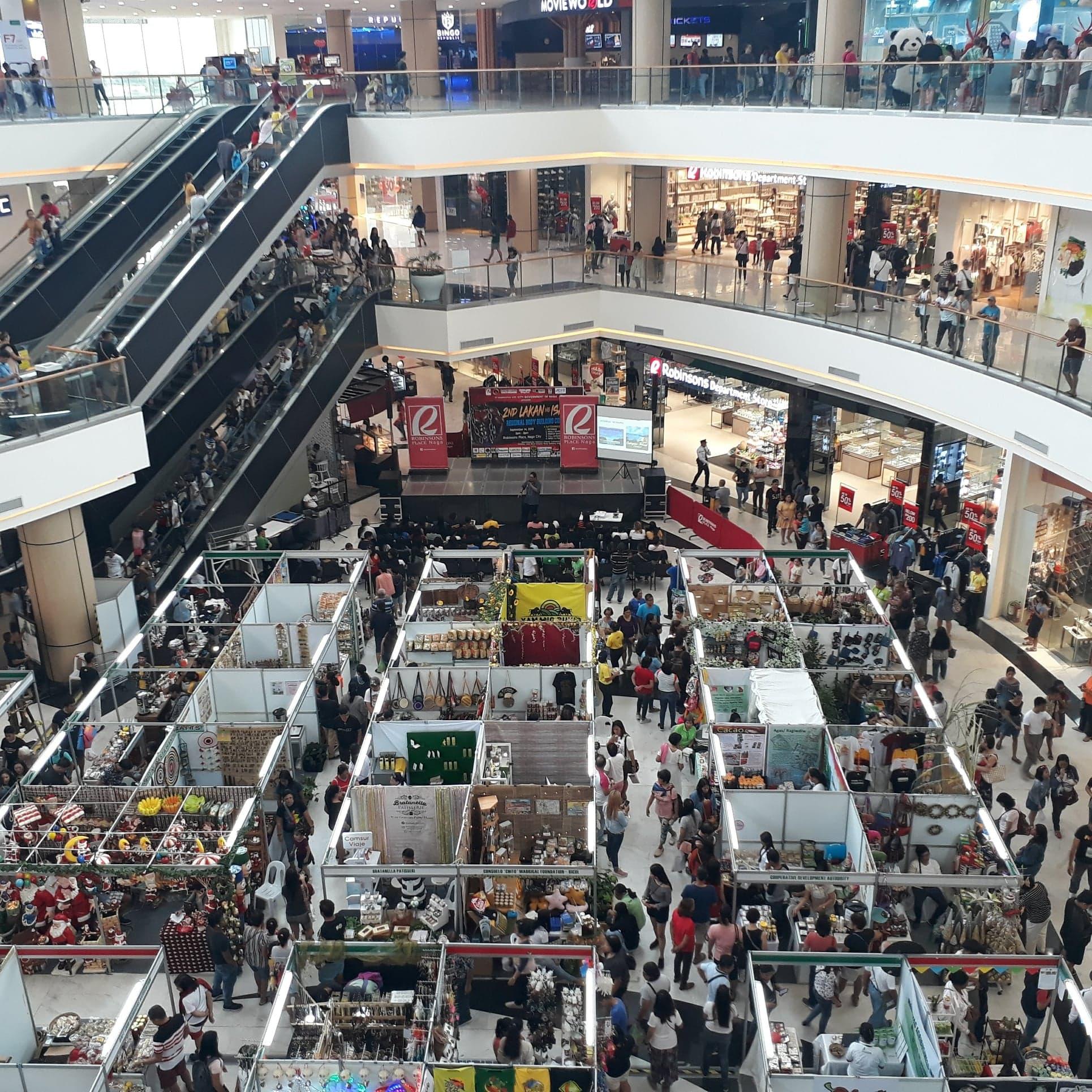 The Atrium Robinsons Place Naga City